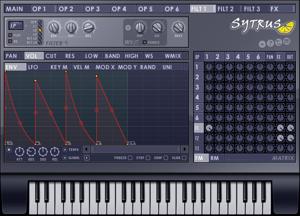 Image Line Sytrus - Synth