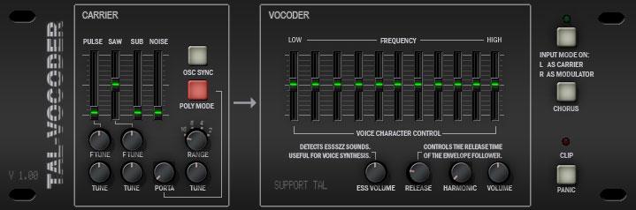 TAL TAL-Vocoder - Vocoder