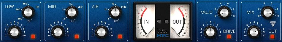 Variety Of Sound Thrillseeker XTC - Exciter