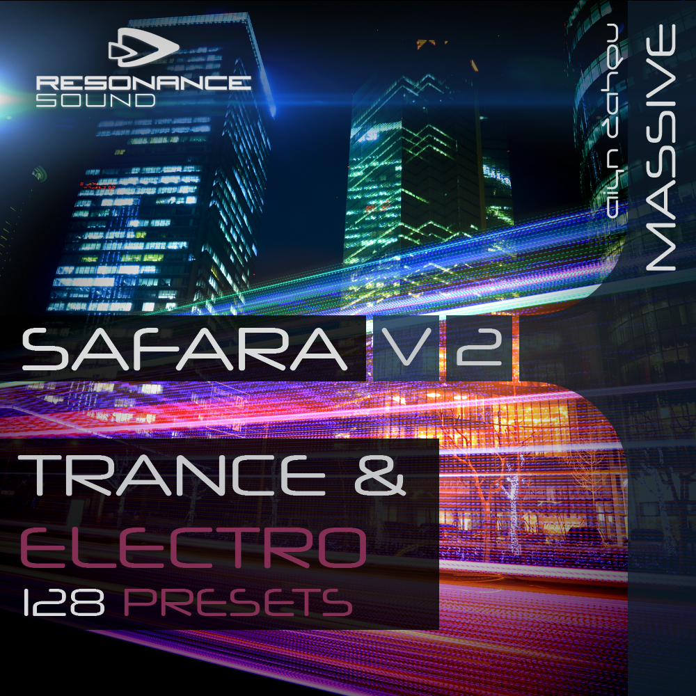 Resonance Sound AZS Safara Vol.2 Massive - Soft Synth Presets