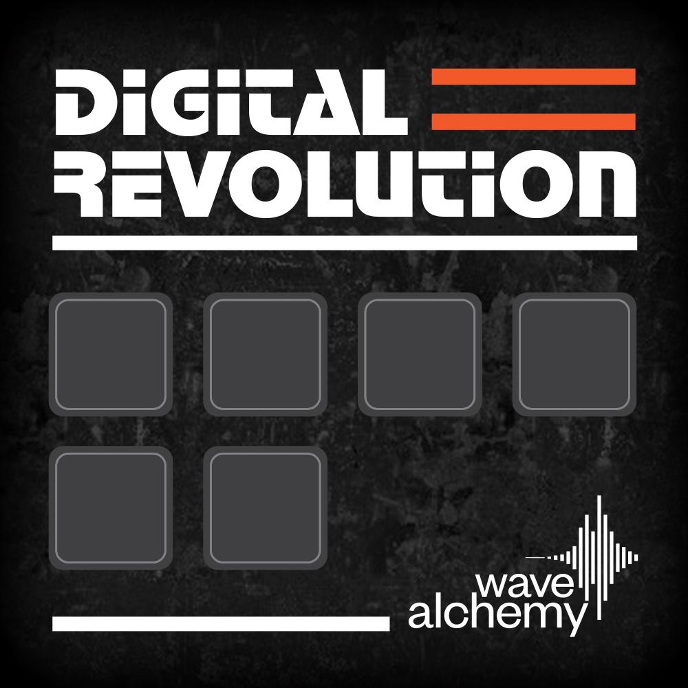 Wave Alchemy Digital Revolution SE - Kontakt Instrument
