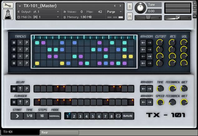 AudioThing TX-101 - Kontakt Instrument