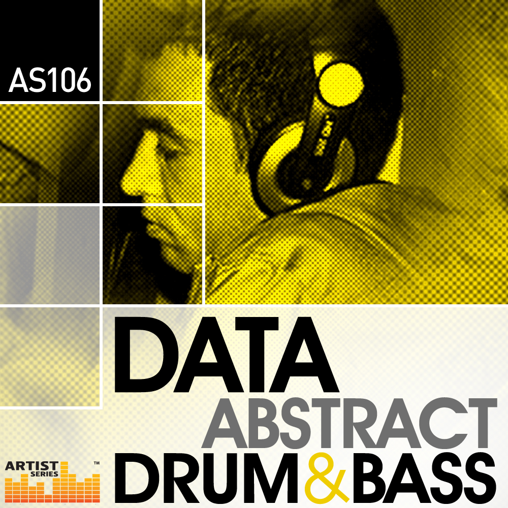 Loopmasters Data - Abstract Drum & Bass - Sample Packs