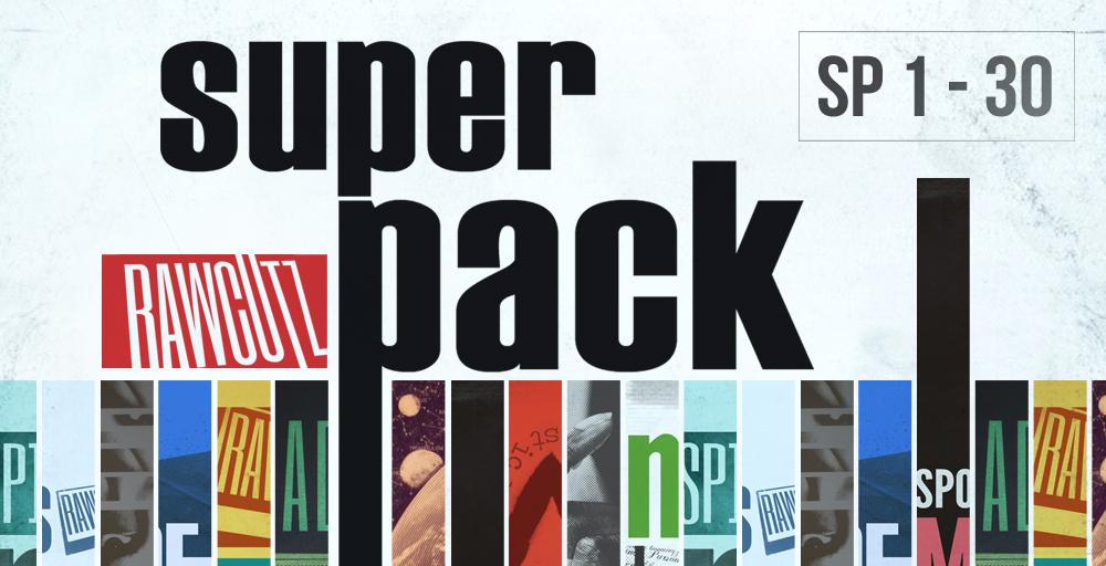 RawCutz The Raw Cutz Super Pack - Sample Packs