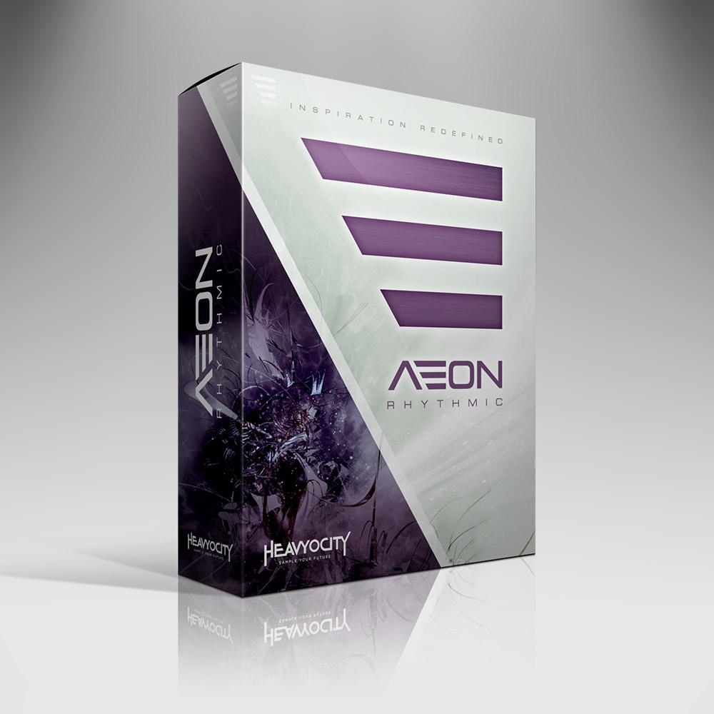 Heavyocity AEON Rhythmic - Kontakt Instrument