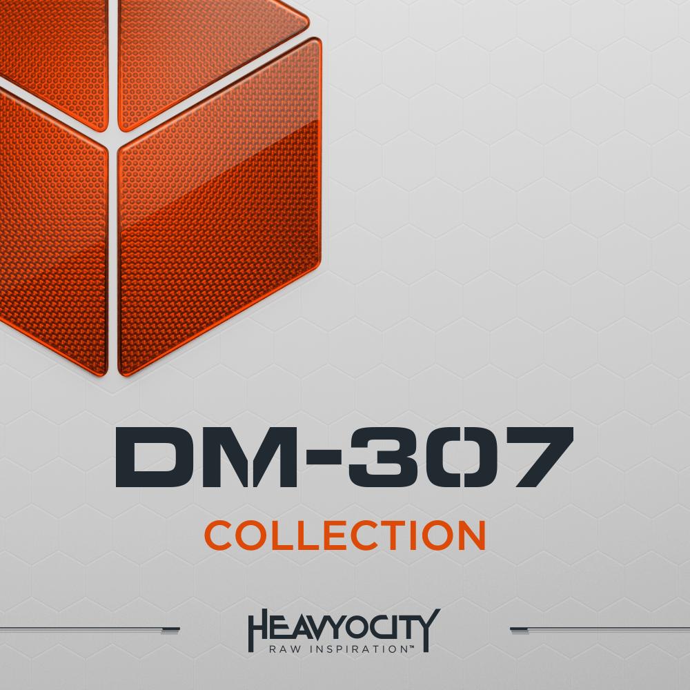 Heavyocity DM-307A: Collection - Ableton Racks