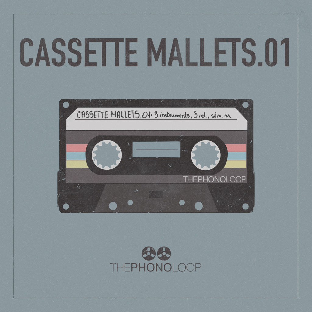 THEPHONOLOOP Cassette Mallets.01 - Kontakt Instrument
