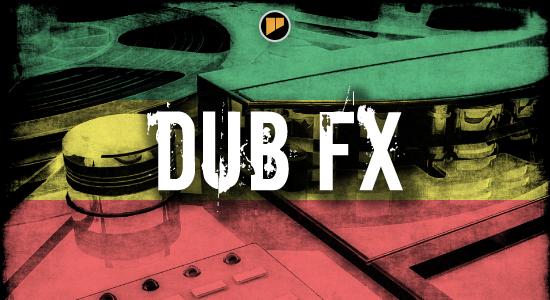 FXpansion Geist Expander: Dub FX - Expansion Packs
