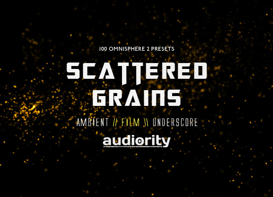 Audiority Omnisphere: Scattered Grains - Soft Synth Presets