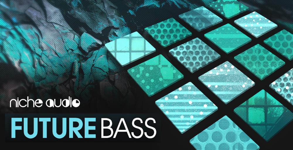Niche Audio Future Bass - Maschine Expansions