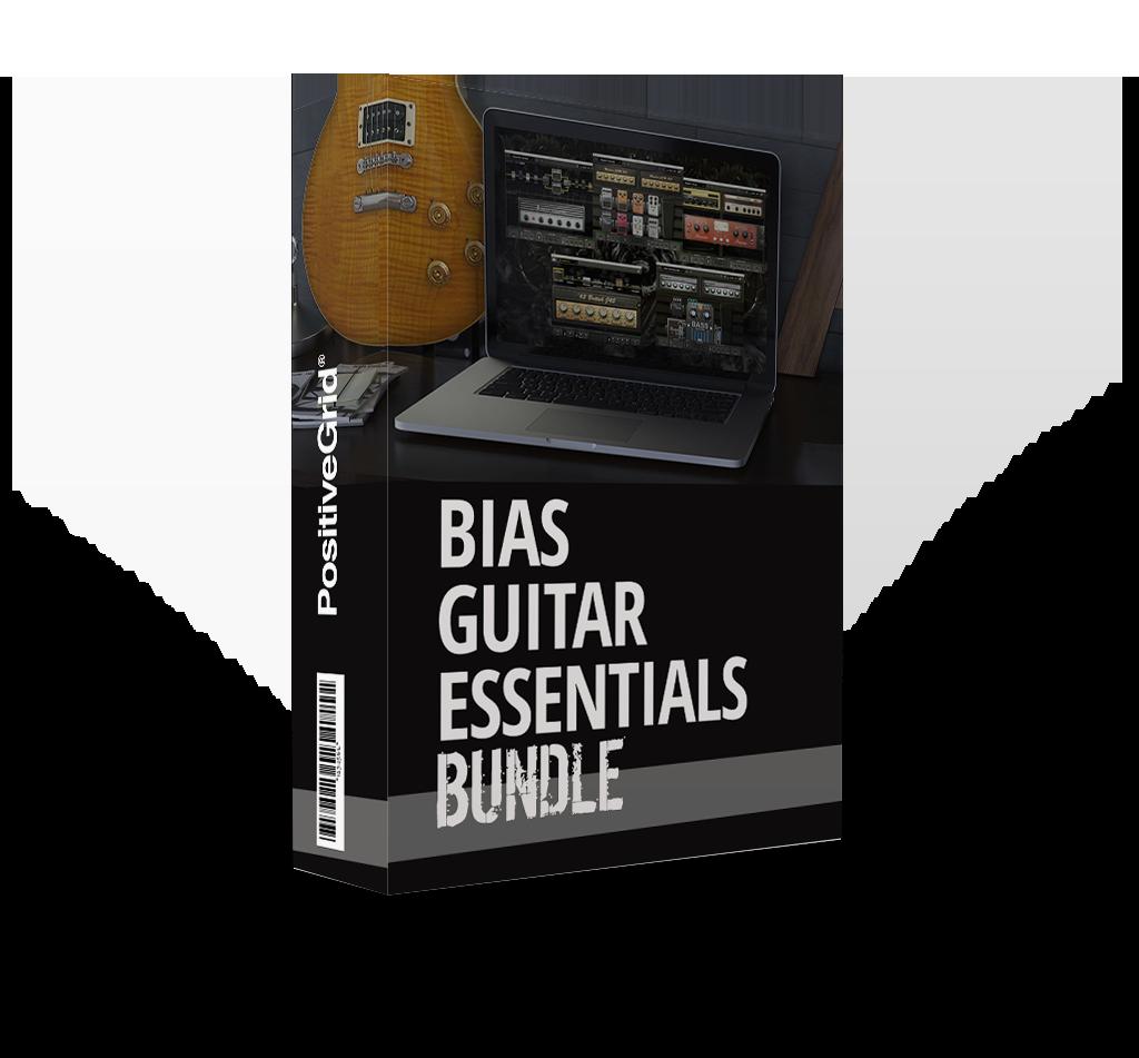 Positive Grid BIAS Guitar Essentials - FX Bundle