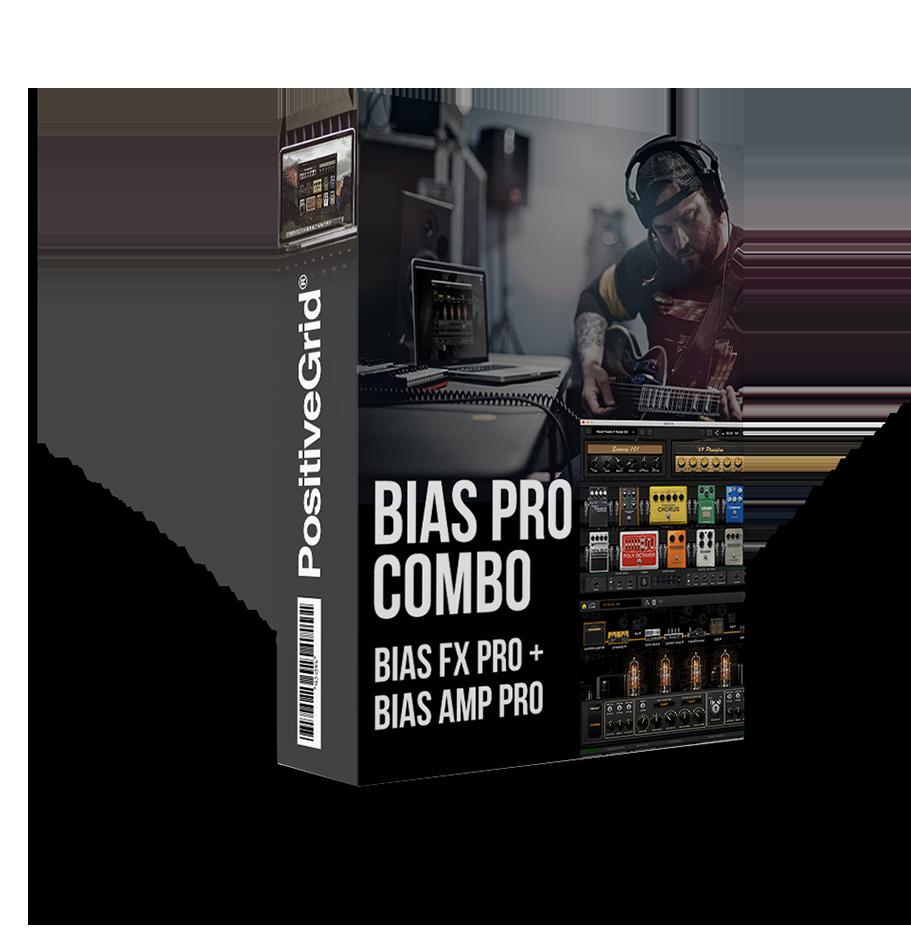 Positive Grid BIAS Pro Combo - FX Bundle