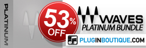 53% Off Waves Platinum Native at Plugin Boutique