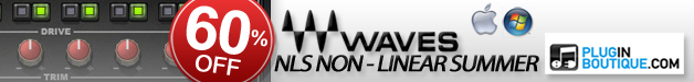 60% off Waves NLS Non-Linear Summer
