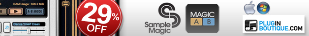 Sample Magic MagicAB 29% off sale