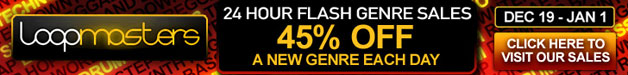 Loopmasters Flash 24 hour sales