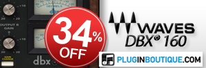 Waves dbx® 160 Compressor / Limiter Sale