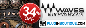 Waves Butch Vig Vocals Sale