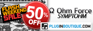 Ohm Force Symptohm Flash Weekend 50% Sale