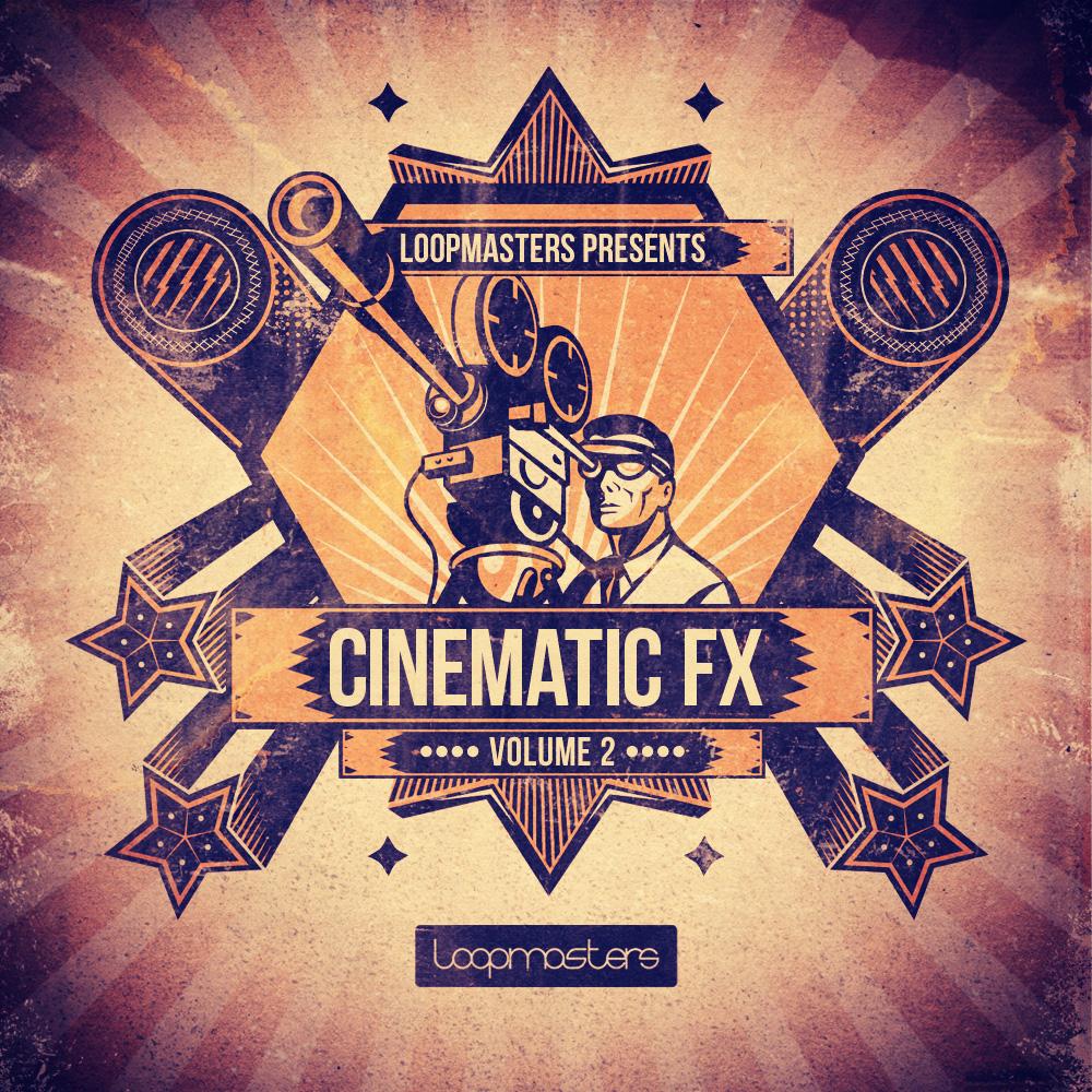 Loopmasters Cinematic Fx Vol. 2 - Sample Packs