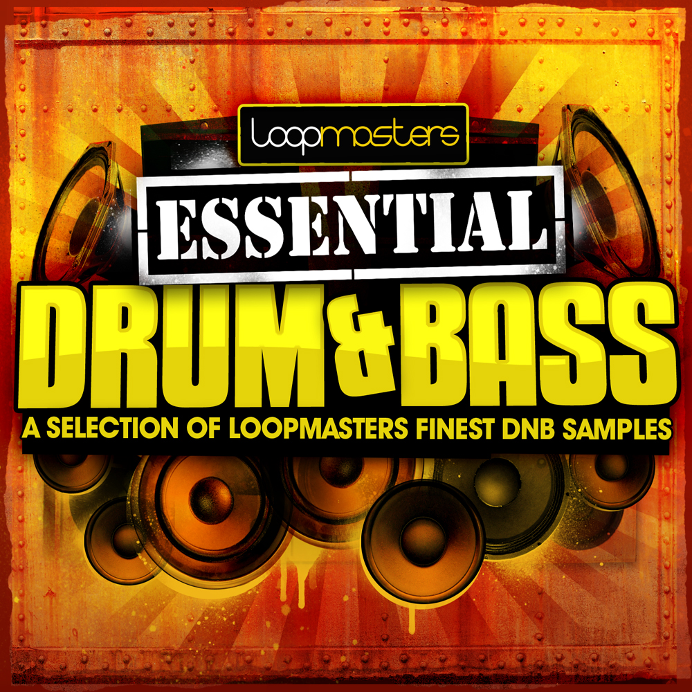 Loopmasters Loopmasters Presents Essentials 01- Drum and ...
