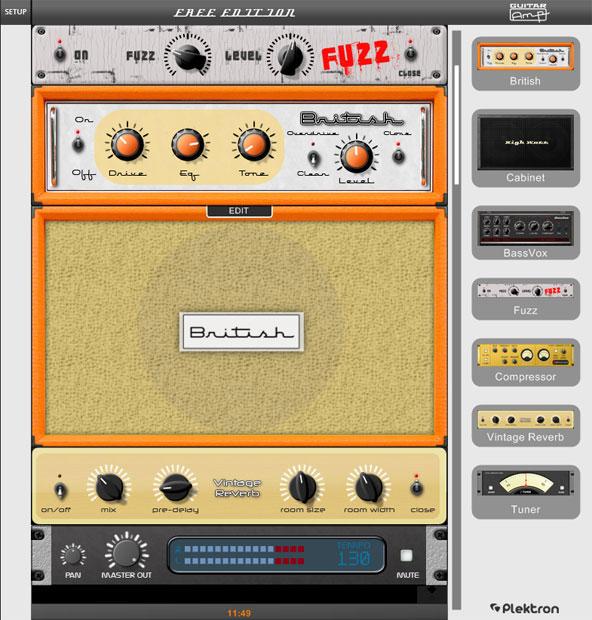 Free Guitar Amp Modeling Simulation Software Download | Deutsch