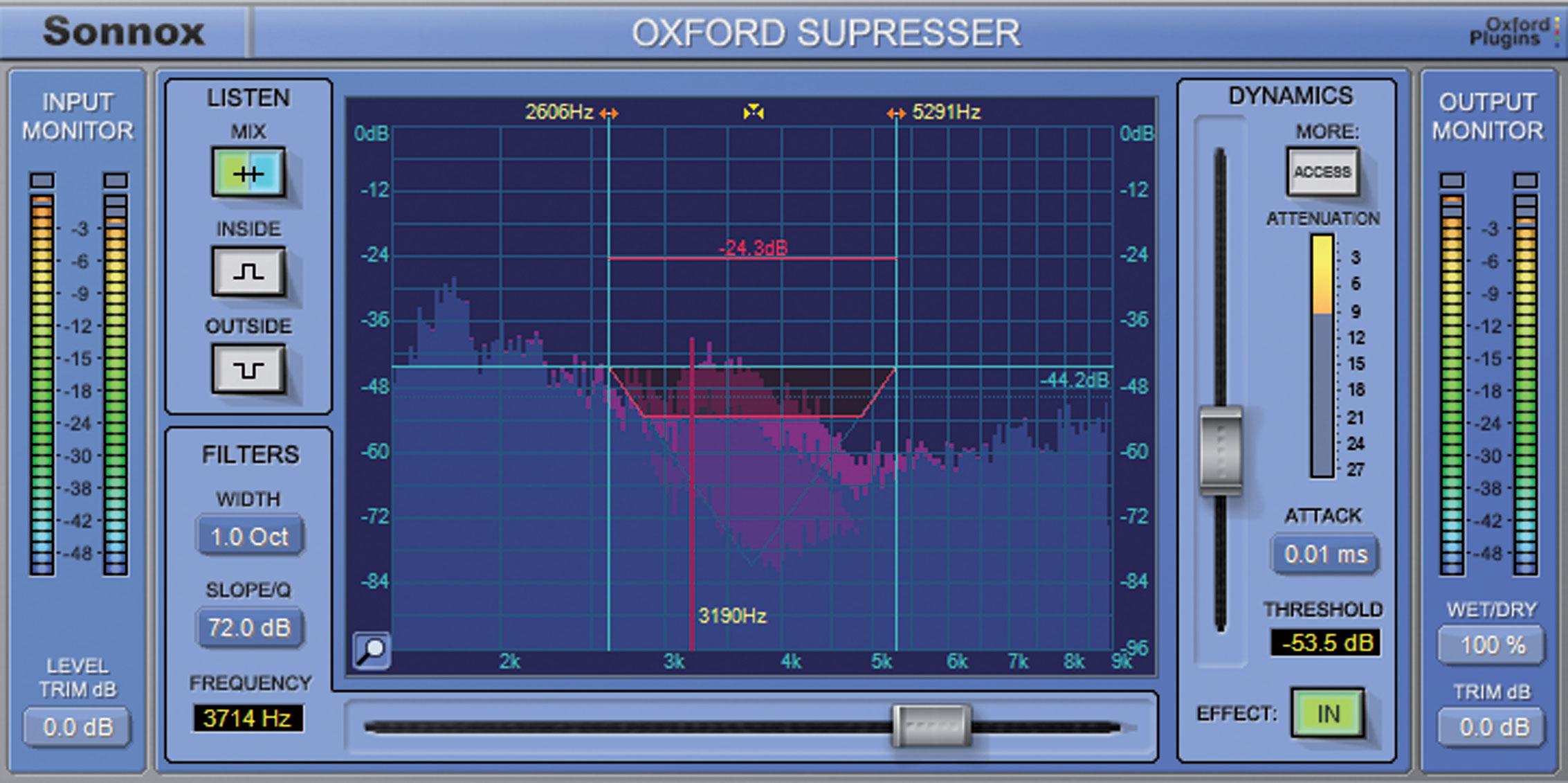sonnox oxford compressor review