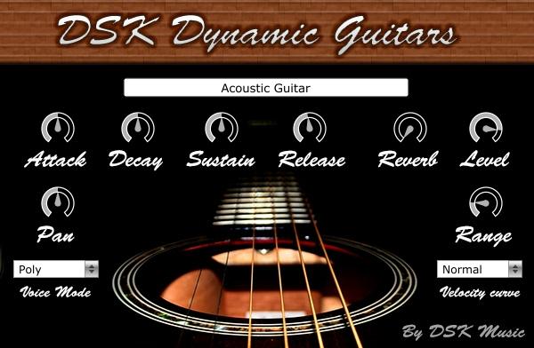 Steel Guitar By DSK