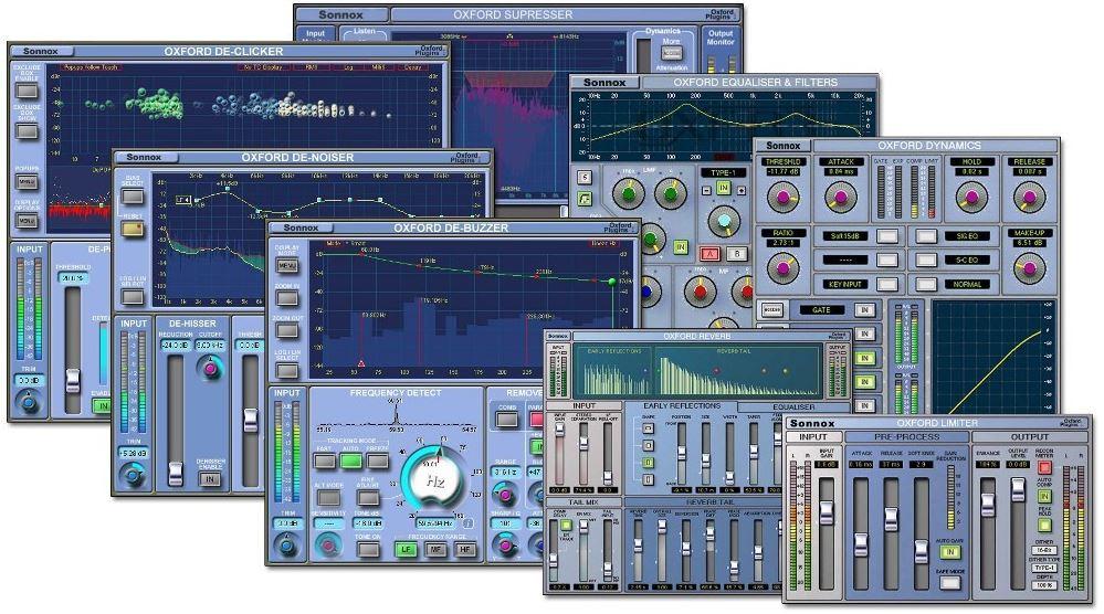 sonnox elite oxford plugins 64 bit