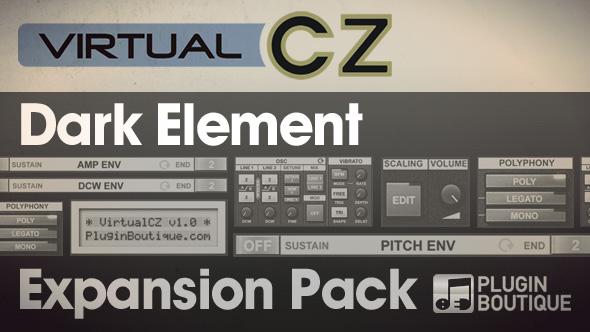VirtualCZ Expansion Pack: Dark Element - Main Image