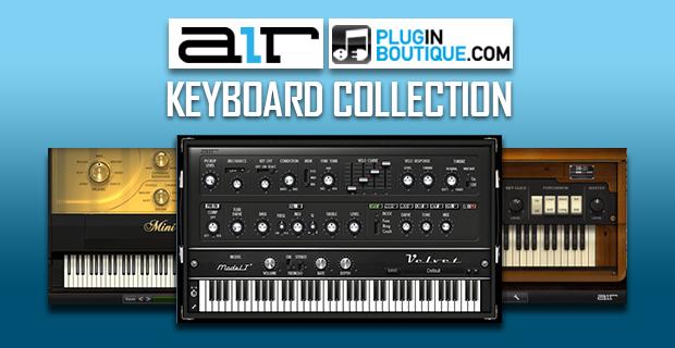 AIR Keyboard Collection Main Image
