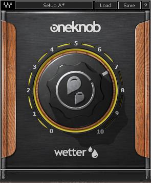 Waves OneKnob Wetter - Reverb