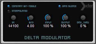 Xfer Delta Modulator