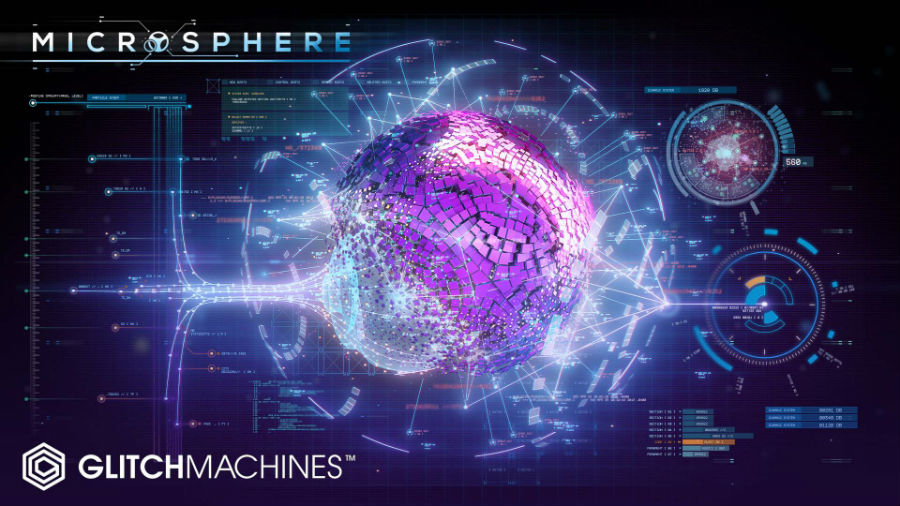 Glitchmachines Microsphere - Sample Packs