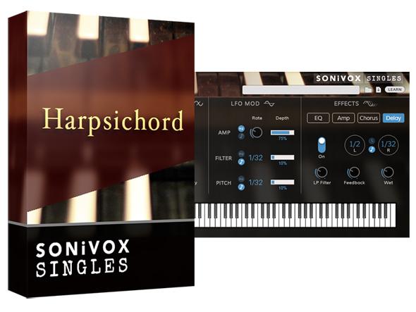 Sonivox Harpischord