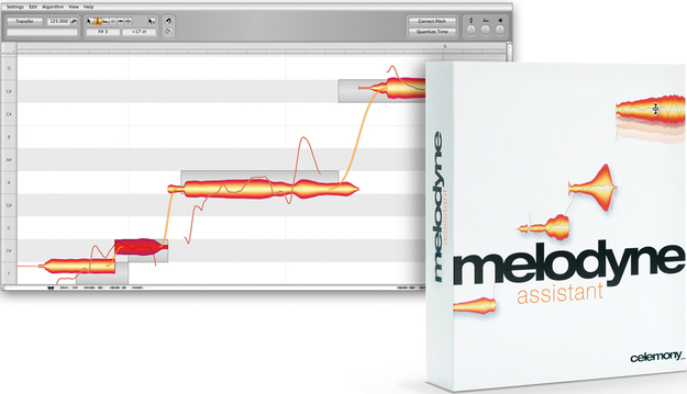 Melodyne Essential to Melodyne 4 Assistant UPGRADE