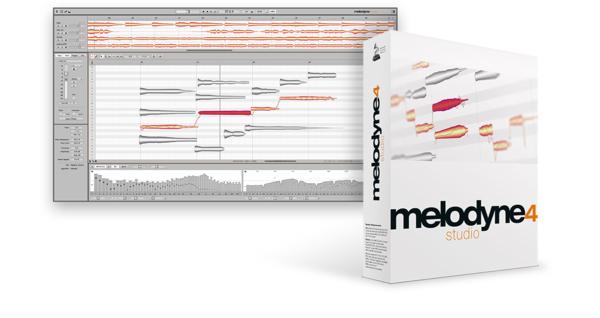 Celemony Melodyne 4 Editor Upgrade From Melodyne Assistant Download