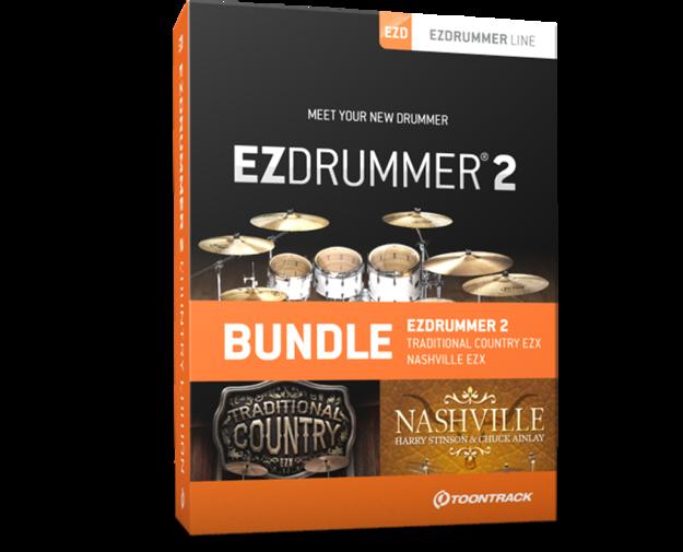 ezdrummer libraries  gratis para mac