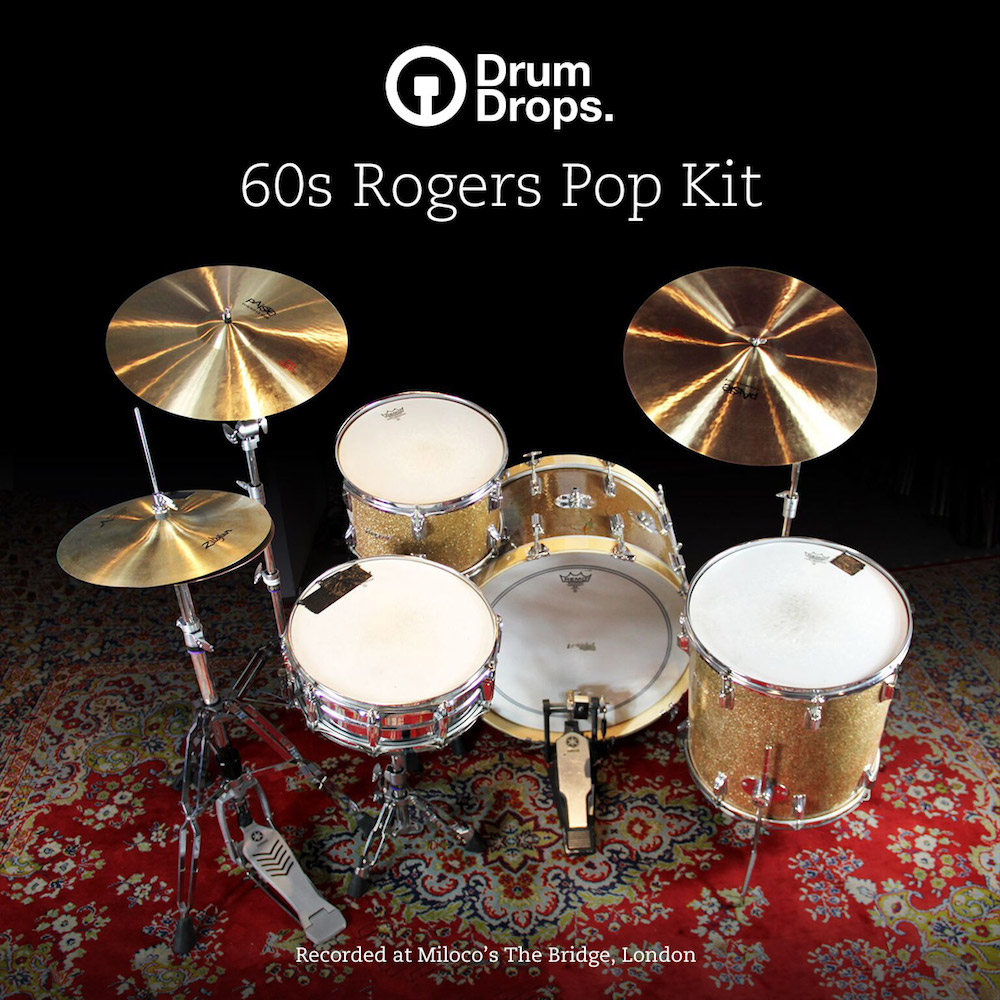 The 60s Rogers Pop Kit Single Hits Pack