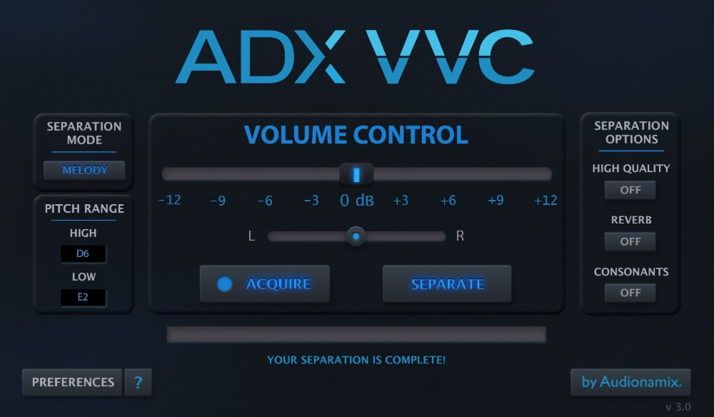 ADX VVC 3 0