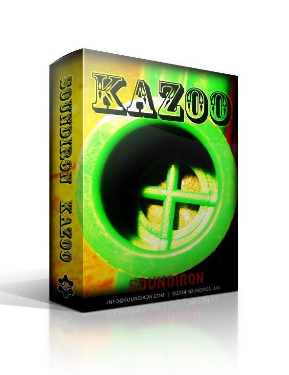 Soundiron Kazoo - Kontakt Instrument