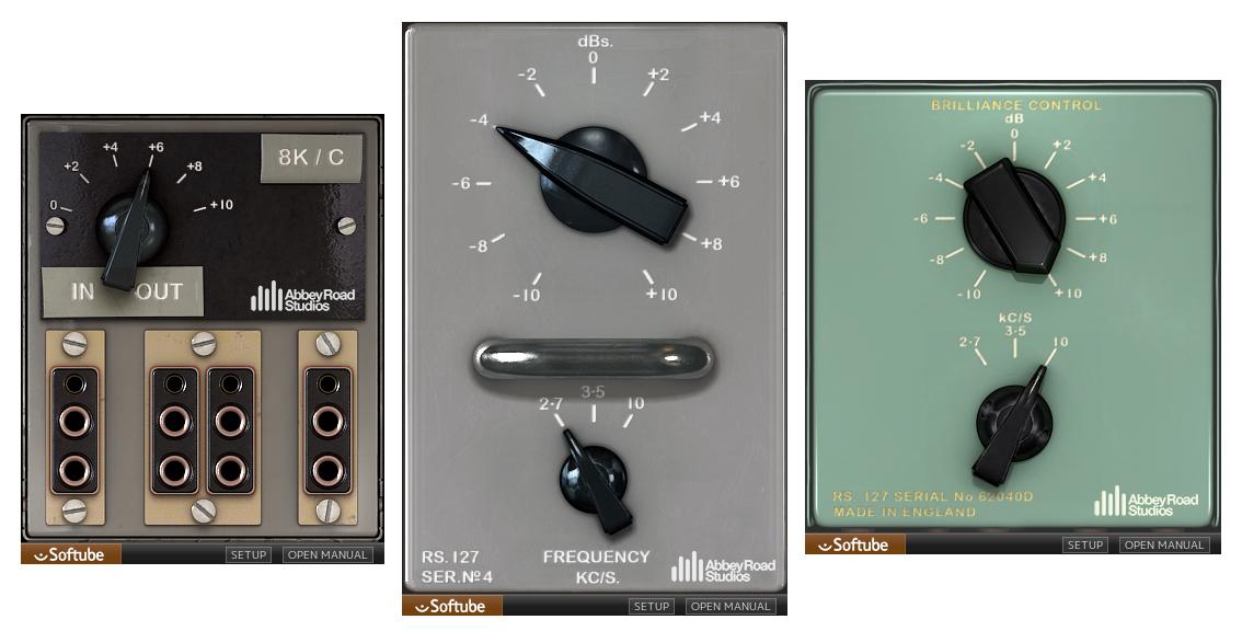 Pixel pro audio softube abbey road studios brilliance pack.