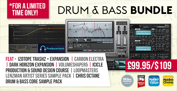 Drum & Bass Bundle