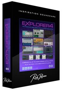 Rob Papen Rob Papen eXplorer4 - Complete Collection