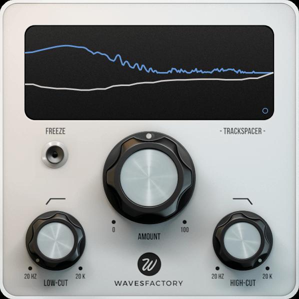 Wavesfactory TrackSpacer Dynamic Processor