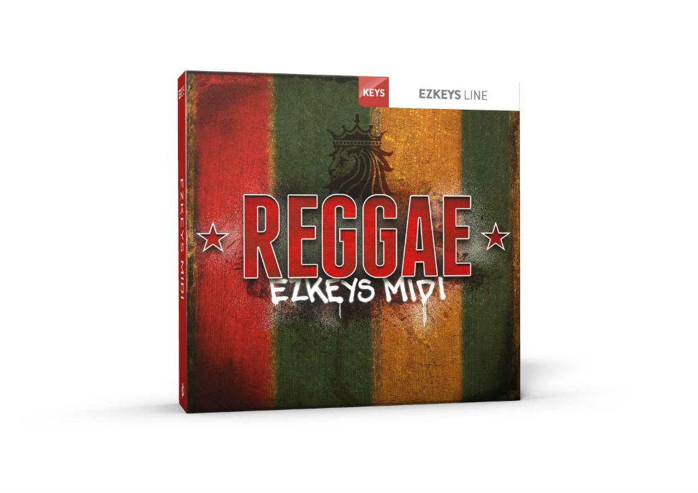 Reggae EZkeys MIDI
