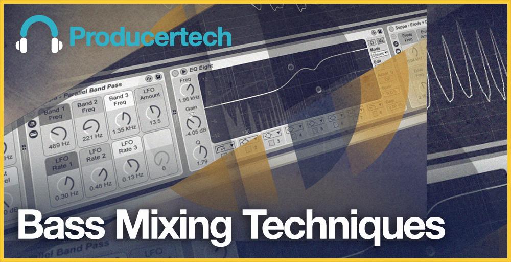 Producertech Bass Mixing Techniques - Video Courses