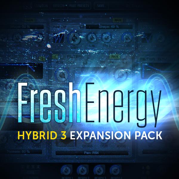 Fresh Energy for Hybrid 3