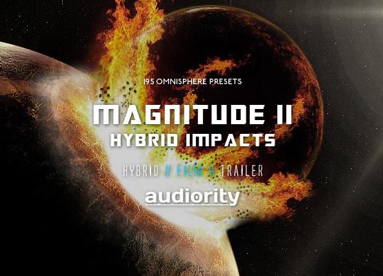 Omnisphere: Magnitude II: Hybrid Impacts, Omnisphere: Magnitude II