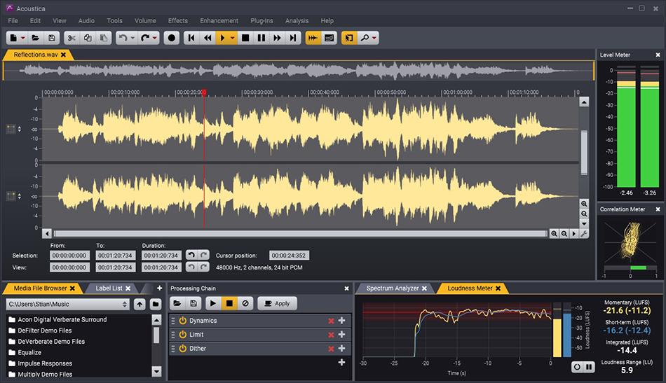 acon digital media acoustica premium دانلود